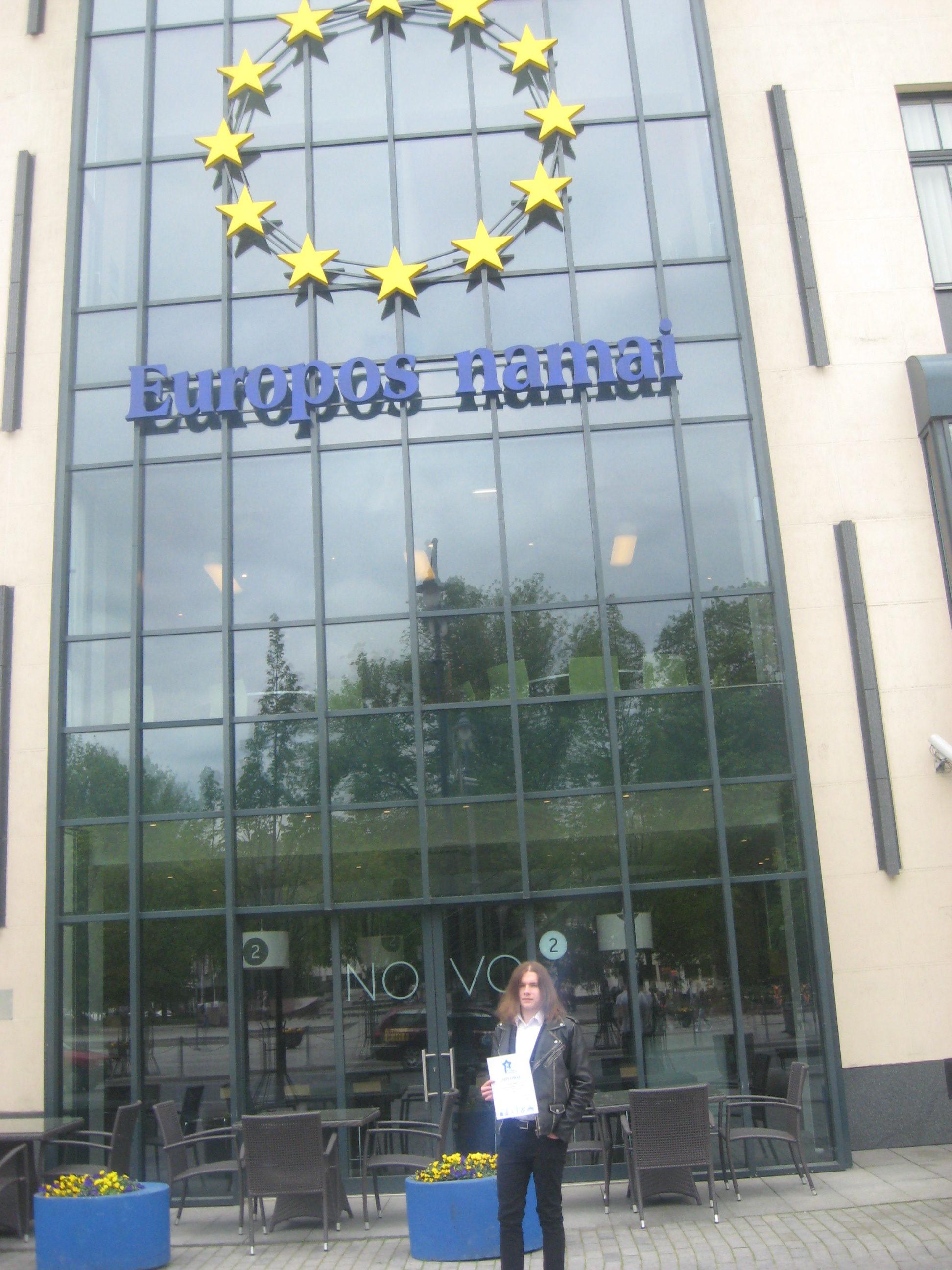 Europos egzaminas 2017 m.