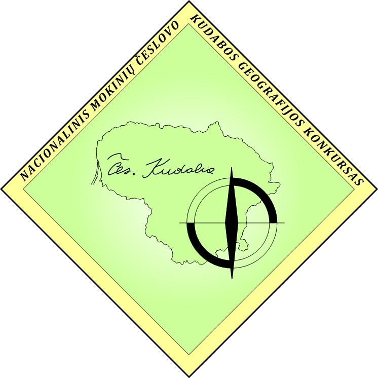 Jau turime XX-ojo Nacionalinio mokinių Česlovo Kudabos geografijos konkurso rezultatus!